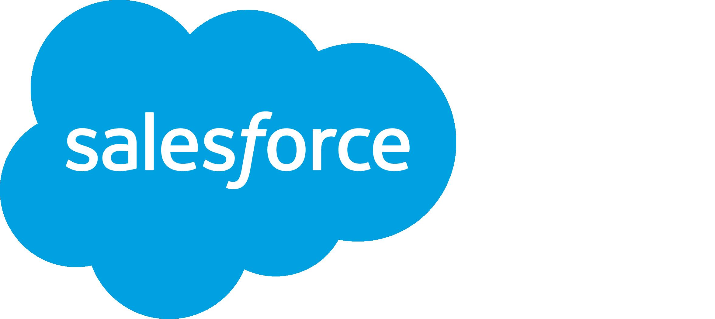 Logo Salesforce PNG - 105041