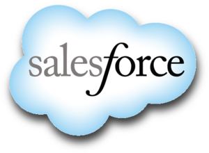 Sales Force - Logo Salesforce PNG