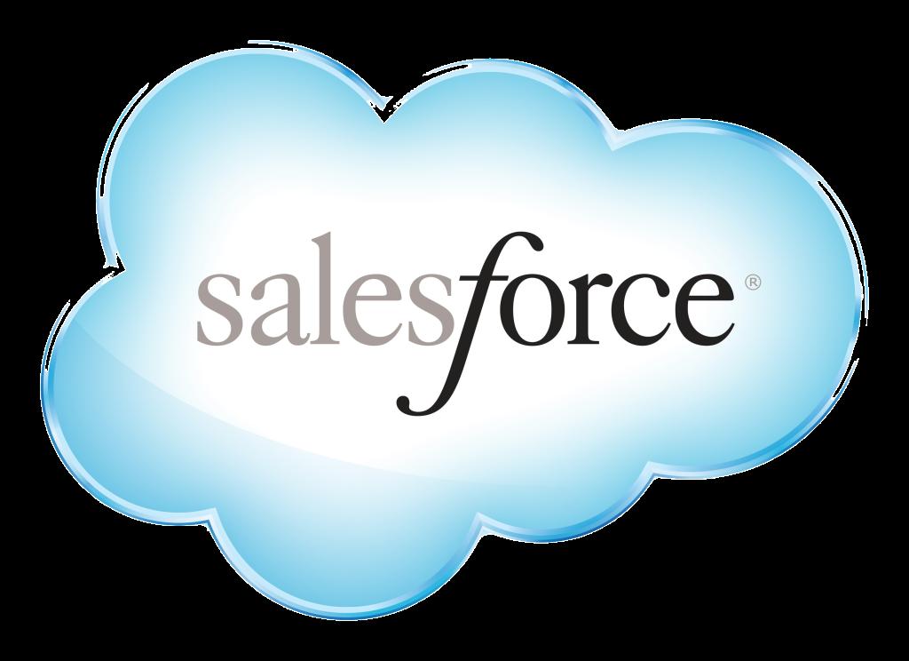 salesforce-logo - Logo Salesforce PNG