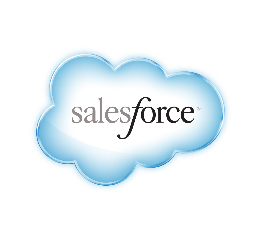 Want more awesome content? Sign up for our newsletter. - Logo Salesforce PNG