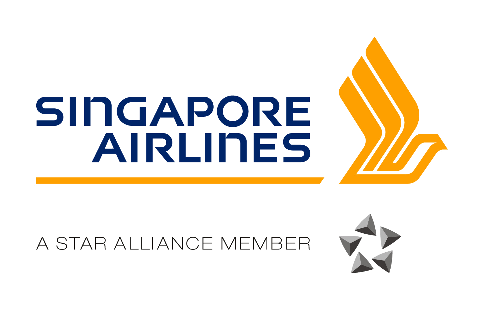 Logo Singapore Airlines PNG - 96975