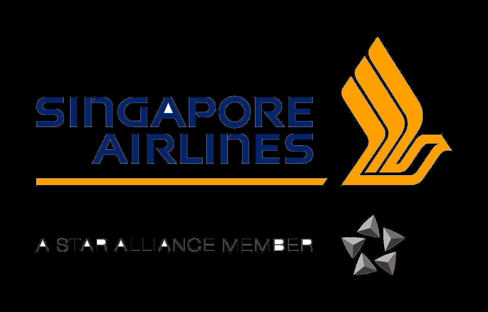 Logo Singapore Airlines PNG-PlusPNG.com-1586 - Logo Singapore Airlines PNG