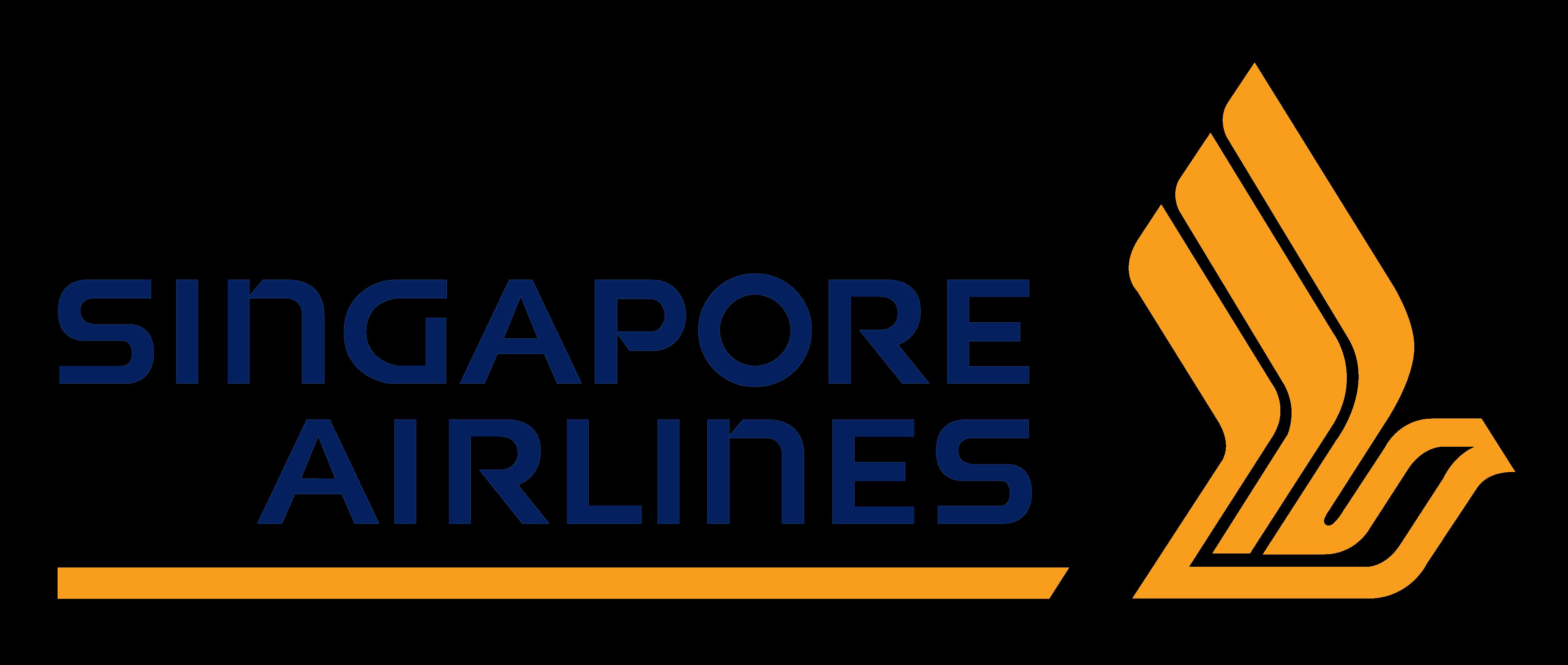 Logo Singapore Airlines PNG-PlusPNG.com-4600 - Logo Singapore Airlines PNG