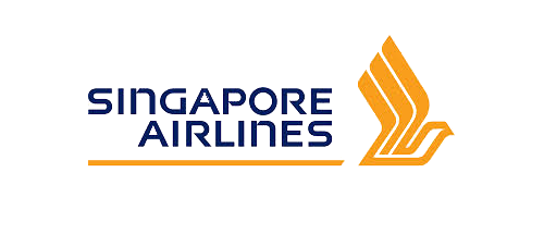 Full size is 500 × 215 pixels - Logo Singapore Airlines PNG