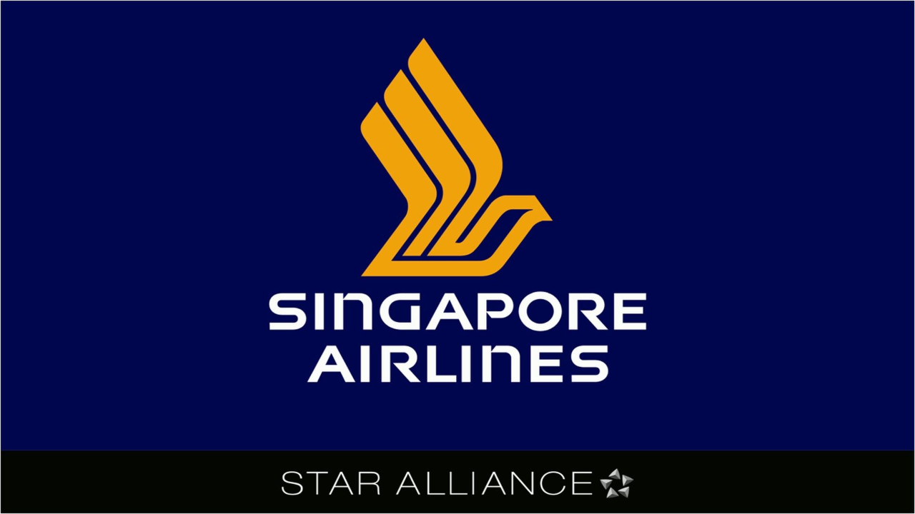 Singapore Airlines - Logo Singapore Airlines PNG