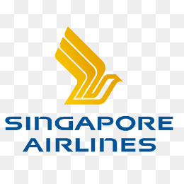 Singapore Airlines (SIA) vector logo, Airline, Logo, Logo Elements PNG and - Logo Singapore Airlines PNG