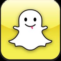 210px-Snapchat Logo.png - Logo Snapchat PNG