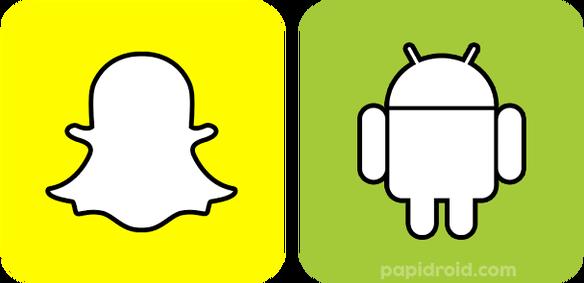 Png 584x283 Snapchat Logo With No Background - Logo Snapchat PNG