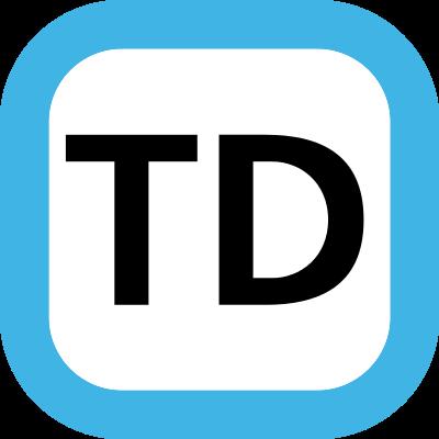 Logo Td PNG - 113211