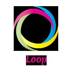 Loop Logo - Logo Template PNG
