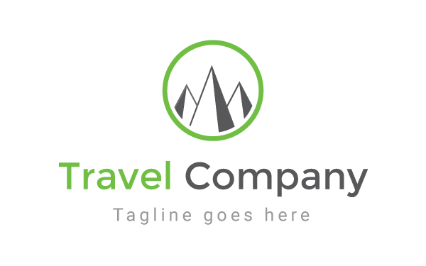 Travel Company - Logo Template - Logo Template PNG