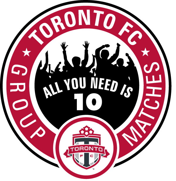 Toronto FC Group Matches - All You Need is 10!