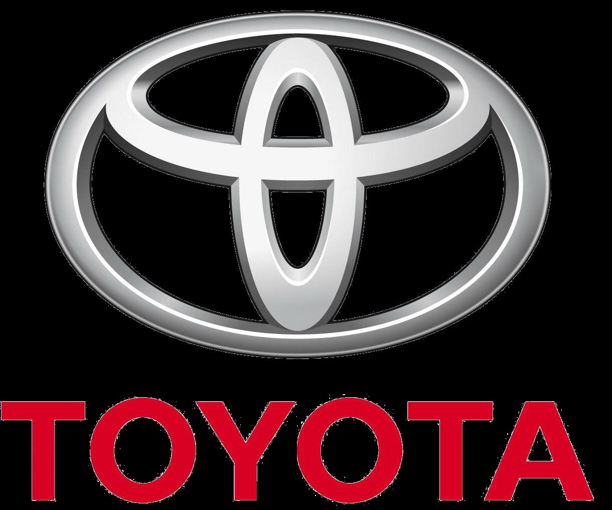 Logo Toyota Flat PNG - 28534