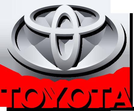 Logo Toyota Flat PNG - 28532