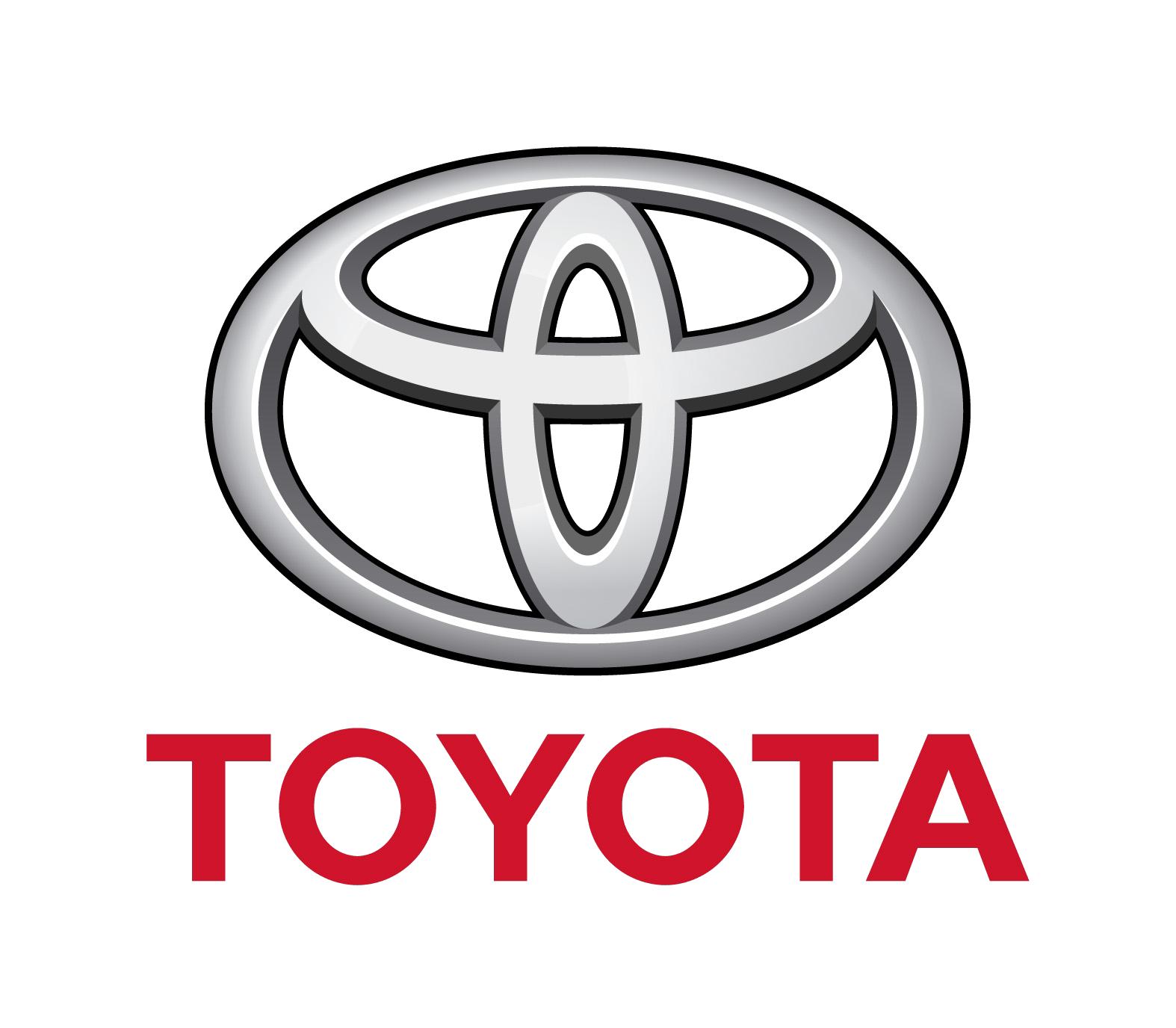 Logo Toyota Flat PNG - 28527