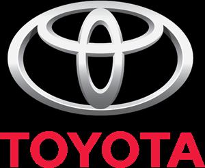 Logo Toyota Flat PNG - 28525