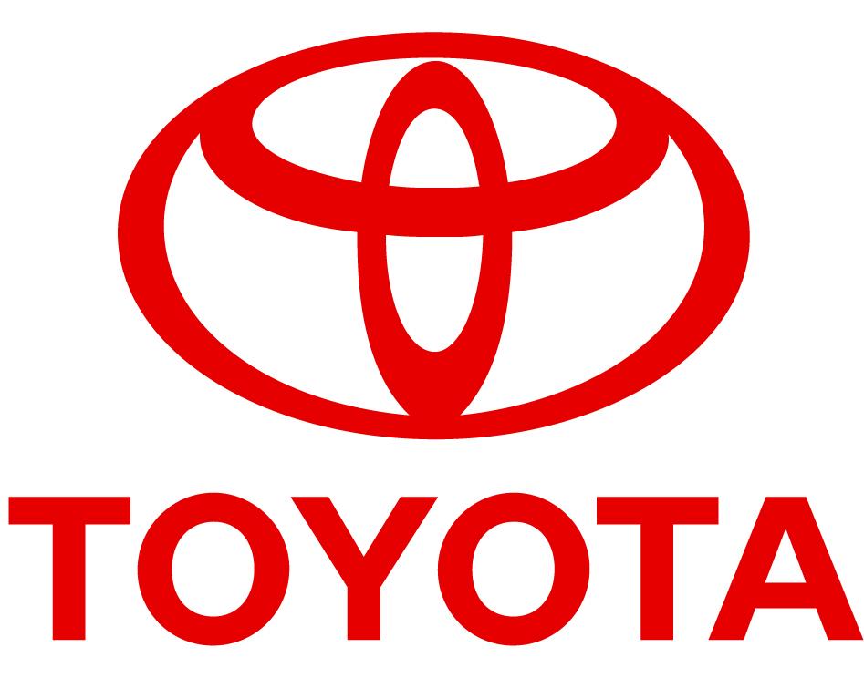 Logo Toyota Flat PNG
