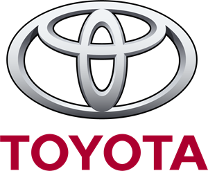 Logo Toyota Flat PNG - 28523