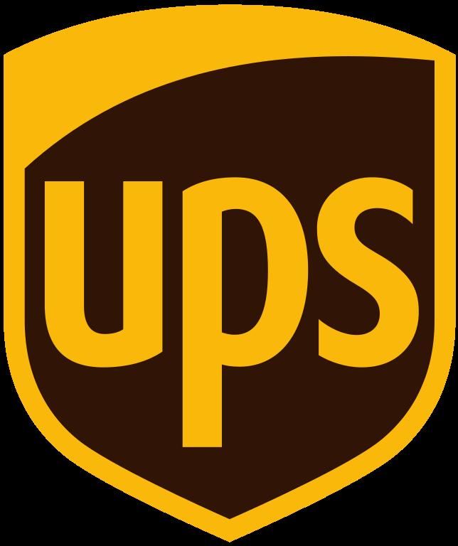 Logo Ups PNG