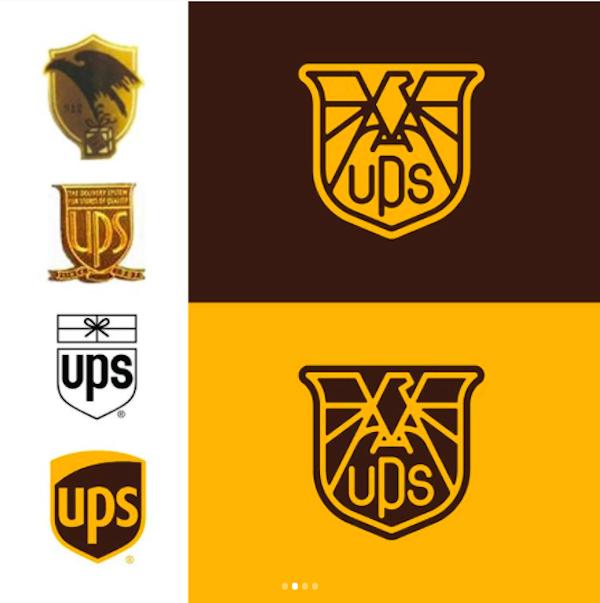 Logo Ups PNG - 111454