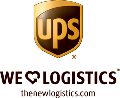 UPS WeHeartLogistics Logo