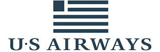 us airways logo PlusPng.com  - Logo Us Airways PNG