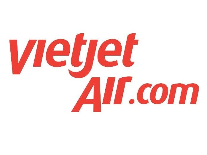 Đầu Năm, u201cCháy hàngu201d Vé Rẻ 590.000đ của VietJetAir Chưa hết 48 giờ - Logo Vietjet Air PNG