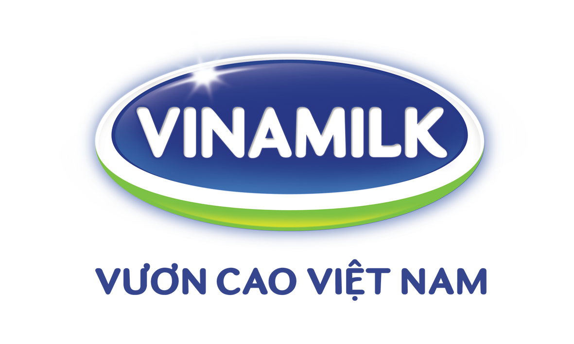 Vietnam Dairy Products Joint Stock Company (VINAMILK) is the largest  Vietnamese company in the industry of milk processing which was established  in 1976. - Logo Vinamilk PNG