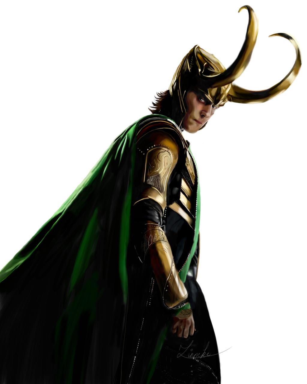 Loki of Asgard by Linnekesart Loki of Asgard by Linnekesart - Loki PNG