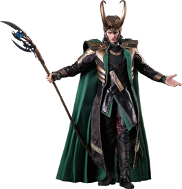 Loki.png - Loki PNG