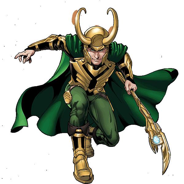 Loki Transparent PNG Image - Loki PNG