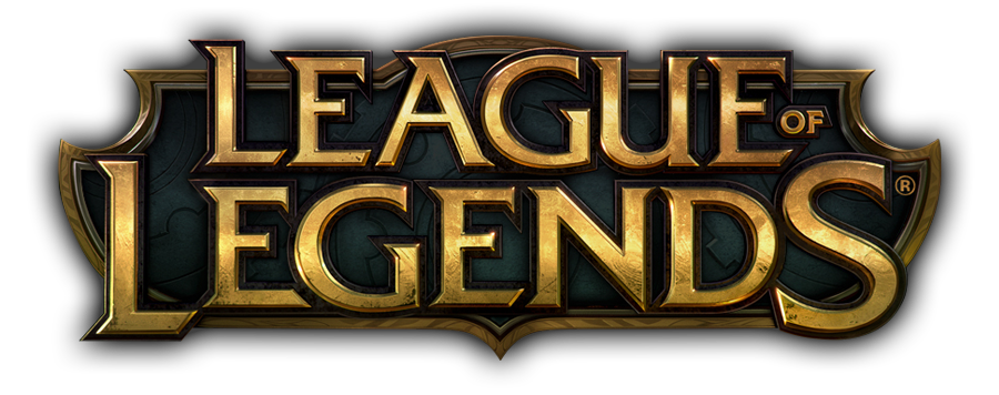 Image - League of legends logo transparent.png | League of Legends Wiki |  FANDOM powered by Wikia - LOL PNG