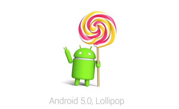 Android-5.0-Lollipop - Lollipop PNG HD