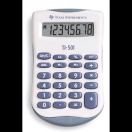 Lommeregner Texas TI-501 - Lommeregner PNG
