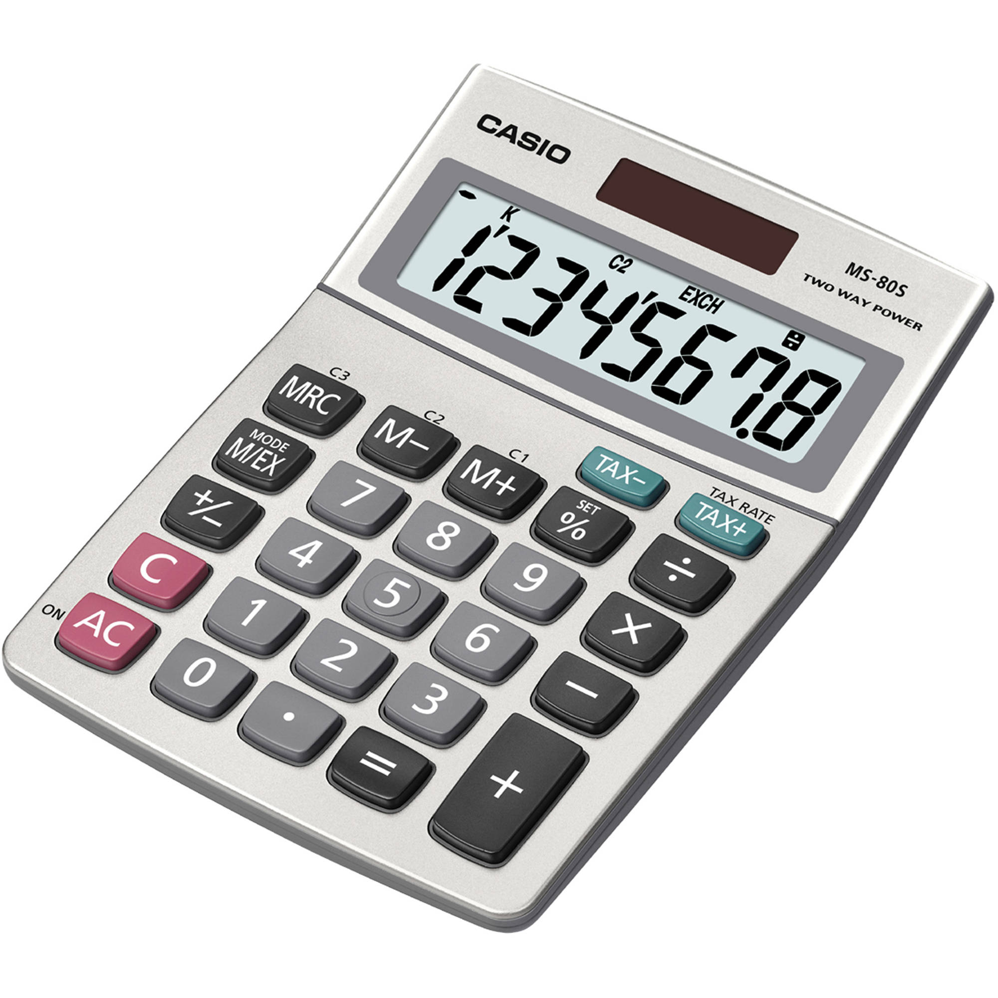 Texas Instruments TI-30Xa Scientific Calculator, 10-Digit LCD - Walmart pluspng.com - Lommeregner PNG