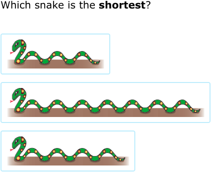 Long And Short Objects PNG - 78228