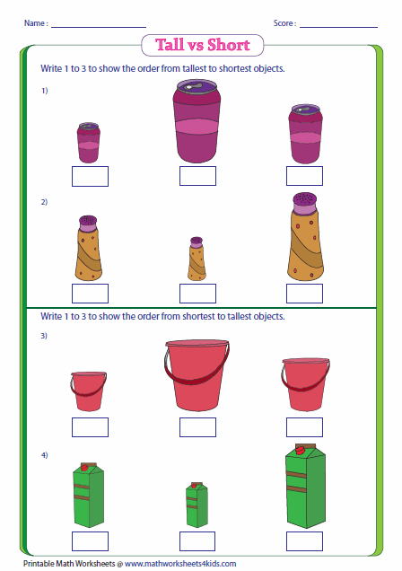 Long And Short Objects PNG - 78232