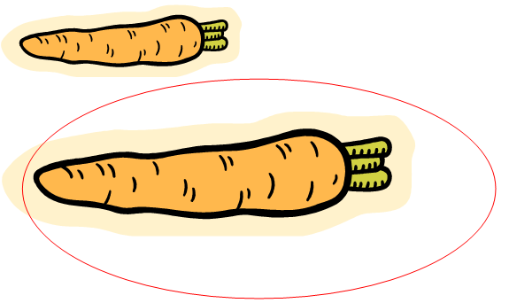 Long And Short Objects PNG - 78233