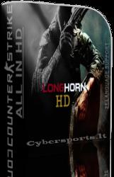 cs 1.6 LongHorn HD - Longhorn HD PNG