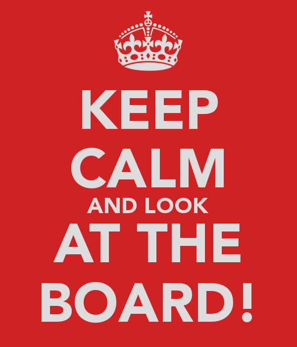 Look At The Board PNG-PlusPNG.com-600 - Look At The Board PNG
