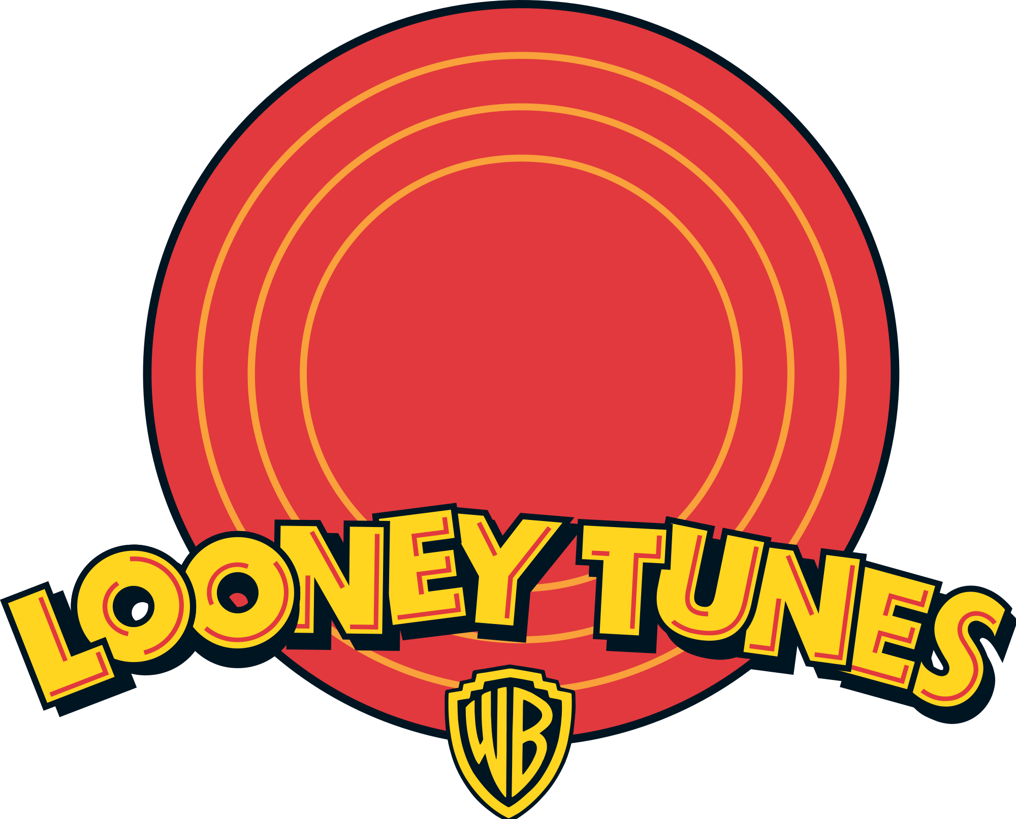 Looney Tunes Logo Taz Company Logo Shirts For Men Custom - Looney Pluspng.com  - Looney Tunes Logo PNG