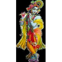 Lord Krishna HD PNG - 92860