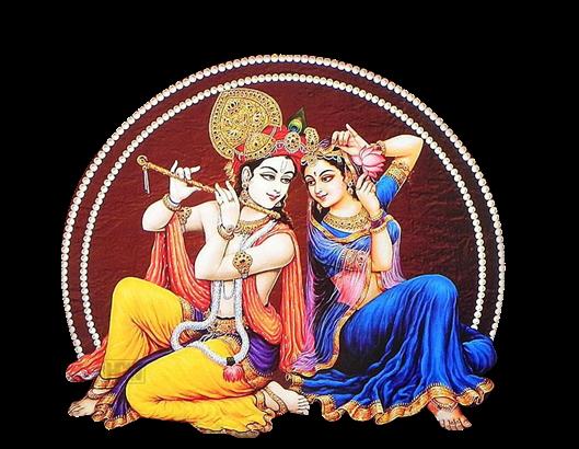 Radha-Krishna-PNG-File - Lord Krishna HD PNG