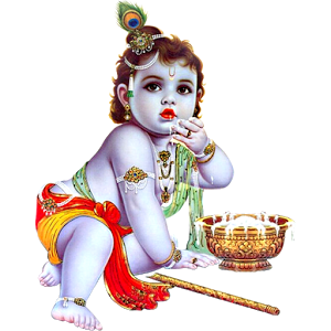 Lord Krishna PNG - 11161