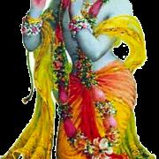 Lord Krishna PNG Transparent Image - Sri Ganesh PNG