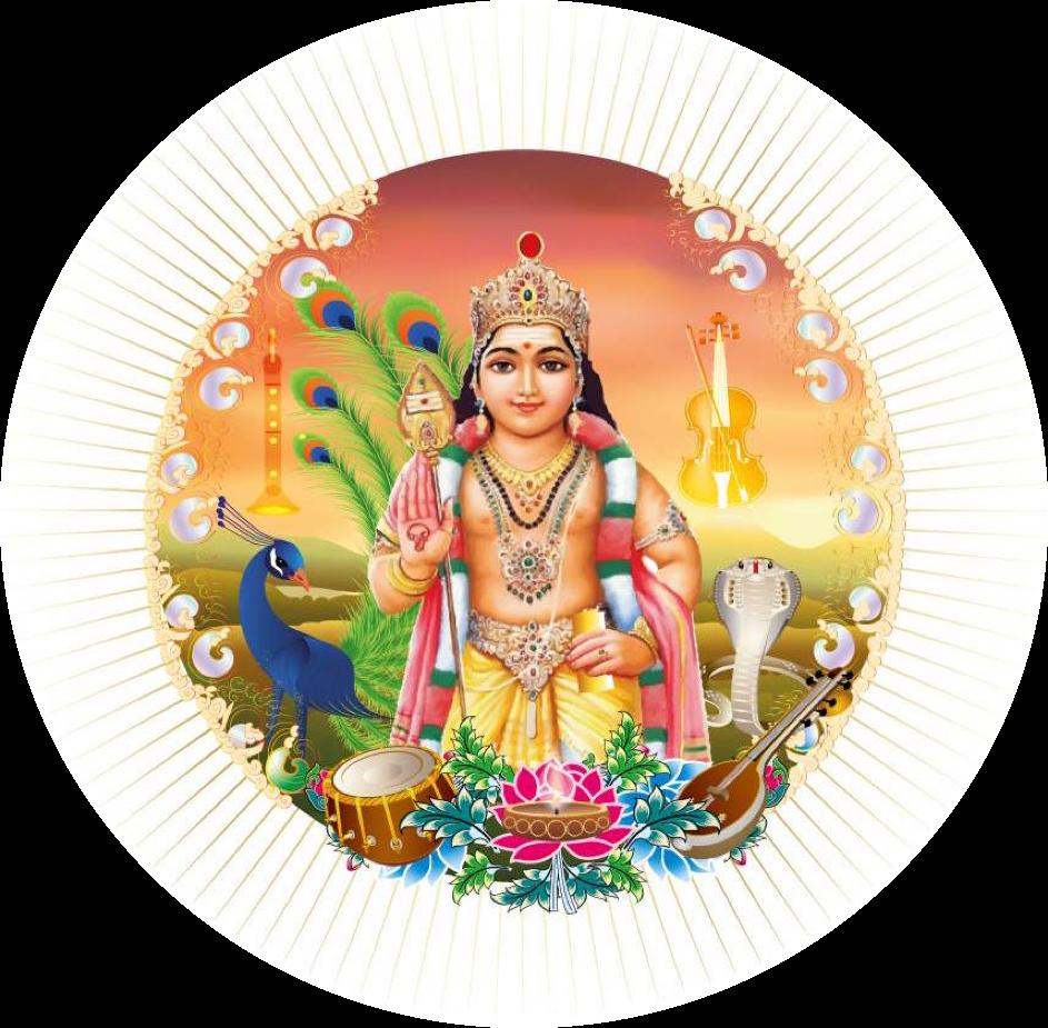 Lord Murugan PNG - 43872