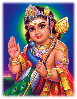 The kavadis displaying Shaivite symbols such as Sivalinga, Vel and images  of Lord Murugan. - Lord Murugan PNG