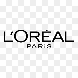Lu0027Oreal Paris Label Vector, English Alphabet, Black, Logo PNG And Vector - Loreal PNG