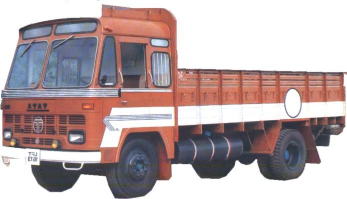 KAVITHA LOGISTICS PlusPng.com  - Lorry PNG HD