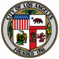 City of Los Angeles Logo. Format: AI - Los Angeles Fc Logo Vector PNG